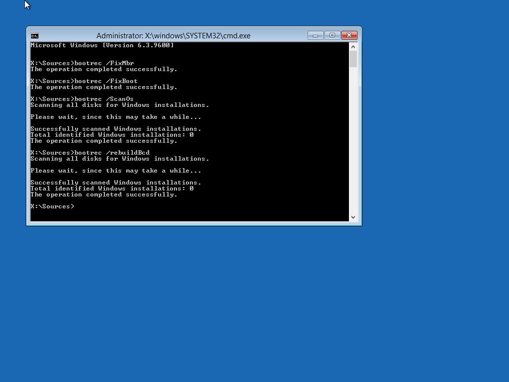 Error: no such partition  Grub rescue Fix for Windows XP, Vista, 7
