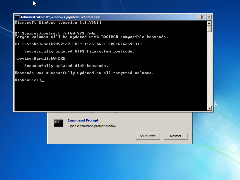 Error: no such partition  Grub rescue Fix for Windows XP