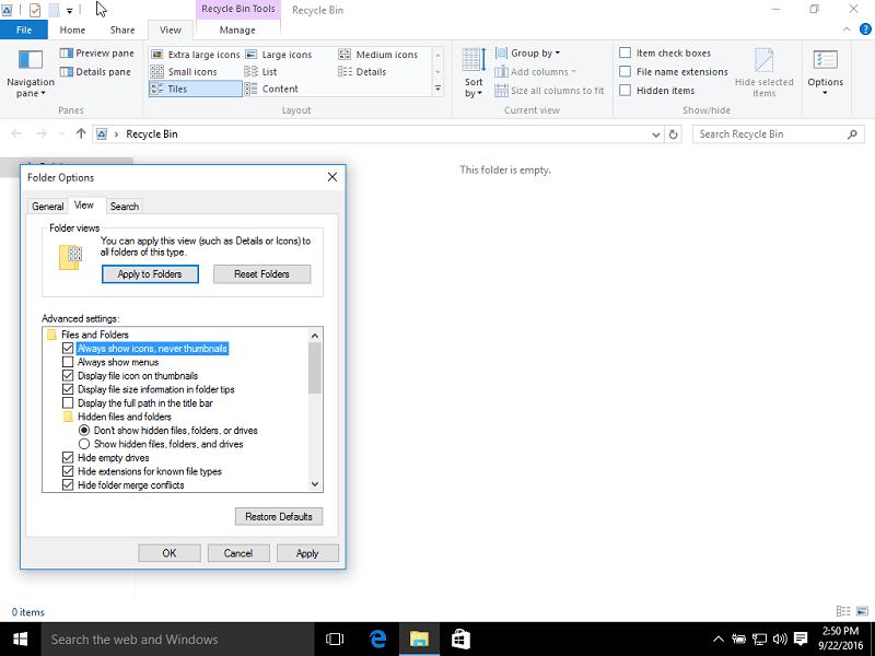 Clear Thumbnails Cache – Guide for Windows XP, Vista, 7, 8