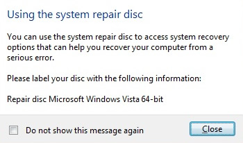Windows System Repair – Guide for Windows XP, Vista, 7, 8, 10