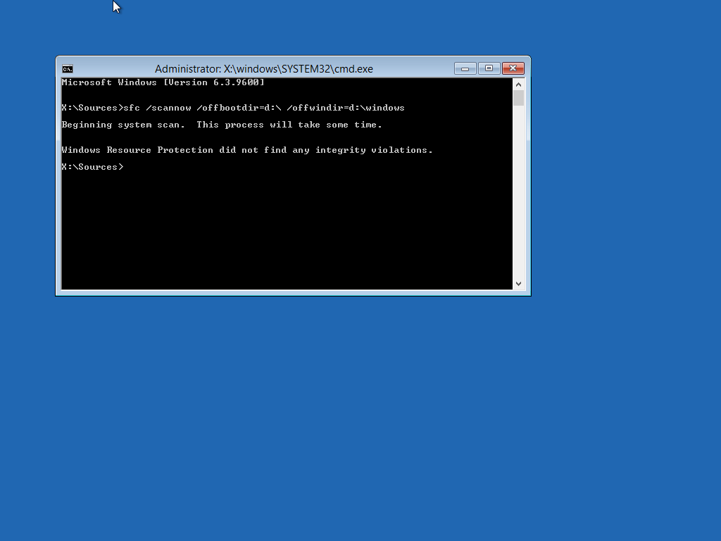 Windows Update loop: Fix for Windows Vista, 7, 8