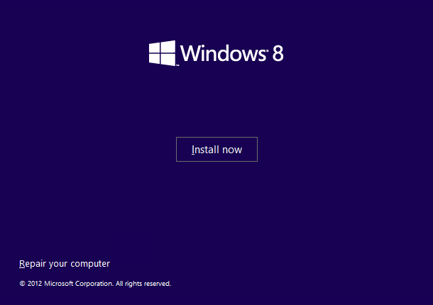 The drive where Windows is installed is locked: Fix for Windows 8