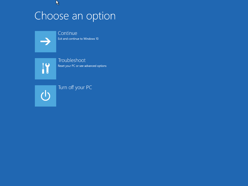 Windows won't start – Guide for Windows XP, Vista, 7, 8, 10