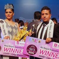Mr & Miss Nepal Australia 2014