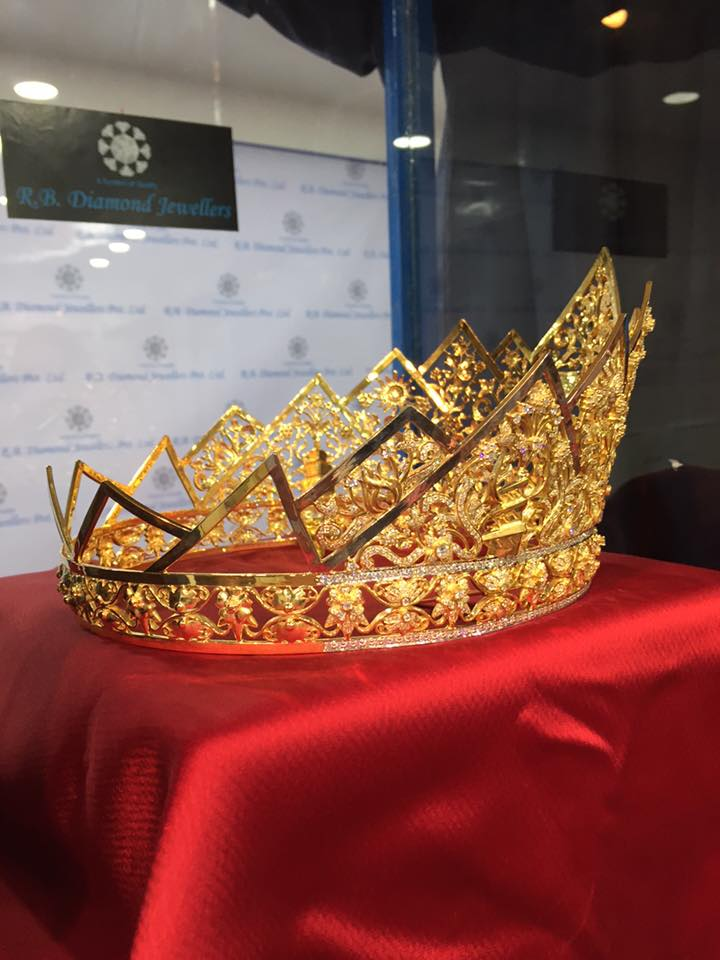 miss nepal crown 2