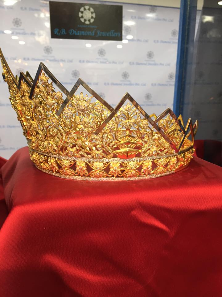 miss nepal crown 3