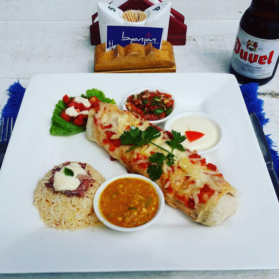 food byanjan