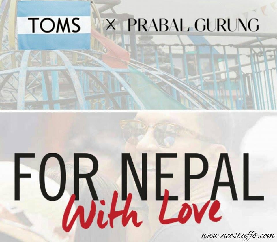 Prabal Gurung x Toms Collaboration Ensures A Minimum of $20k ...