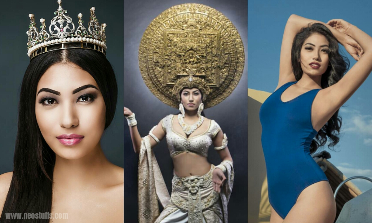 Vote For Miss Universe Nepal Nagma Shrestha