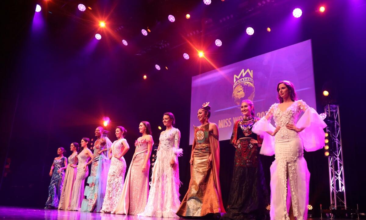 Miss World 2019: Nepal Wins Beauty With a Purpose Award