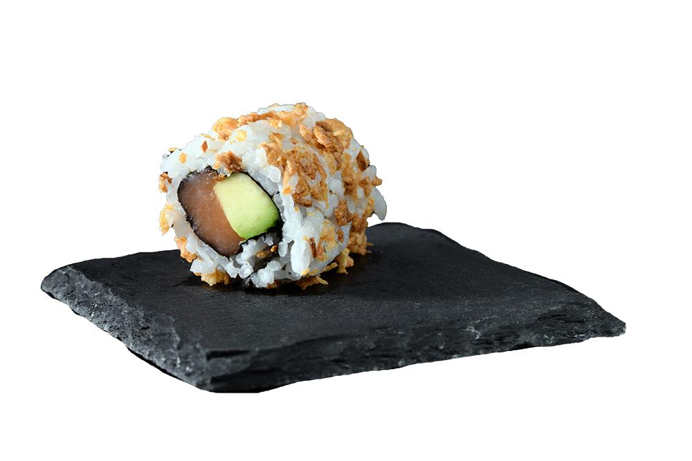crispy roll saumon avocat