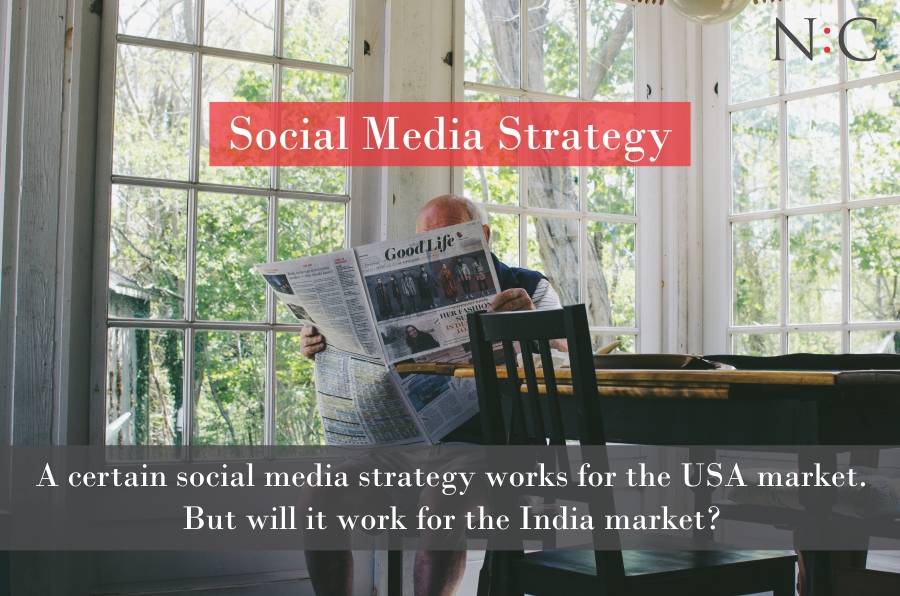 Social Media Strategy For India Why Not Post Client Gained Neoteric Communications
