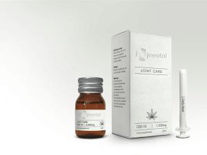 CBD Joint Care Formel – 10ml – CBD Öl mit MSM, Collagen Typ 2 und Vitamin D3