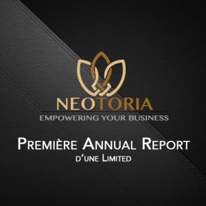 premiere Annual Report societe Irlande