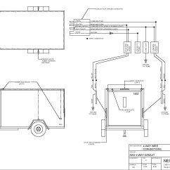 Wiring Diagrams For Trailers Chinese 6 Pin Cdi Diagram Electric Trailer Kes Tires