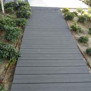 madera tecnologica pasarela terraza exterior