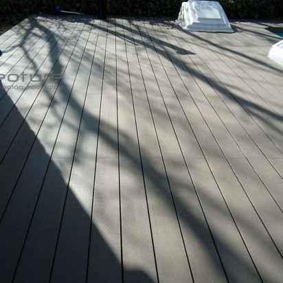 tarima exterior madera composite