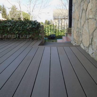 tarima exterior madera tecnologica