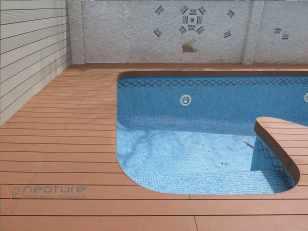 tarima madera exterior composite color wood