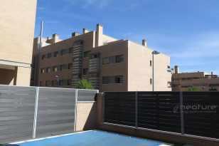 cerramiento madera tecnologica terraza