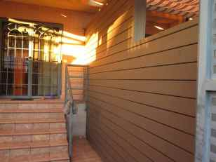 panel revestimiento paredes madera composite mod. NeoLack wood