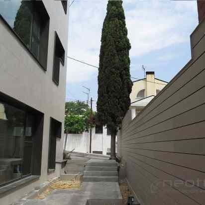 Vallado madera sintética exterior para terrazas