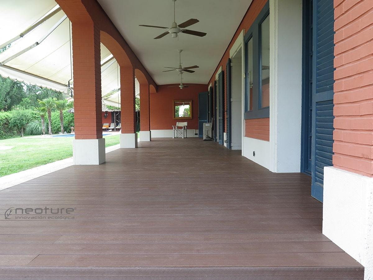 Losas para terrazas gallery of terraza with losas para - Losas para exterior ...