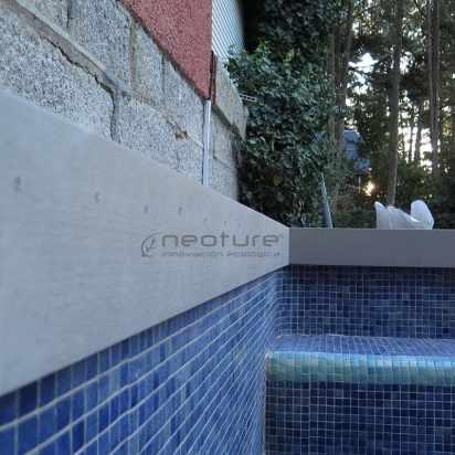 coronacion vasos de piscinas con tapas embellecedor