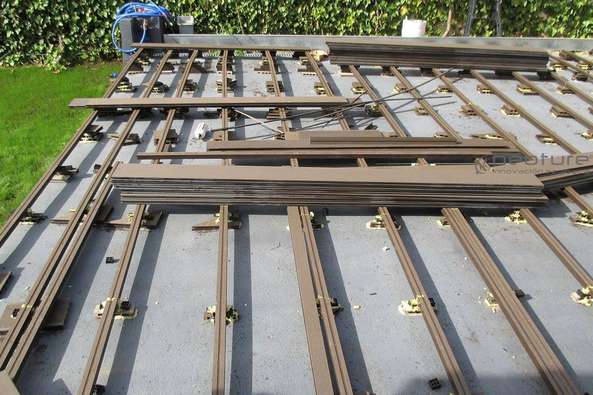 Madera exterior sintetica proyectos en madera de exterior for Madera sintetica exterior