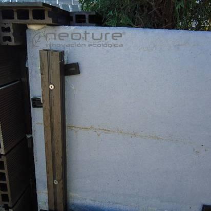 revestir pared tarima sintetica rastrelado