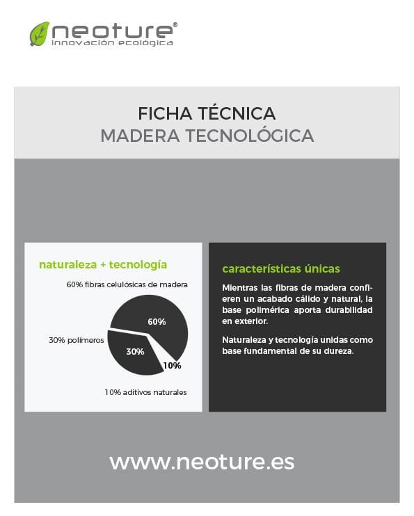 Propiedades Tecnicas madera tecnologica exterior