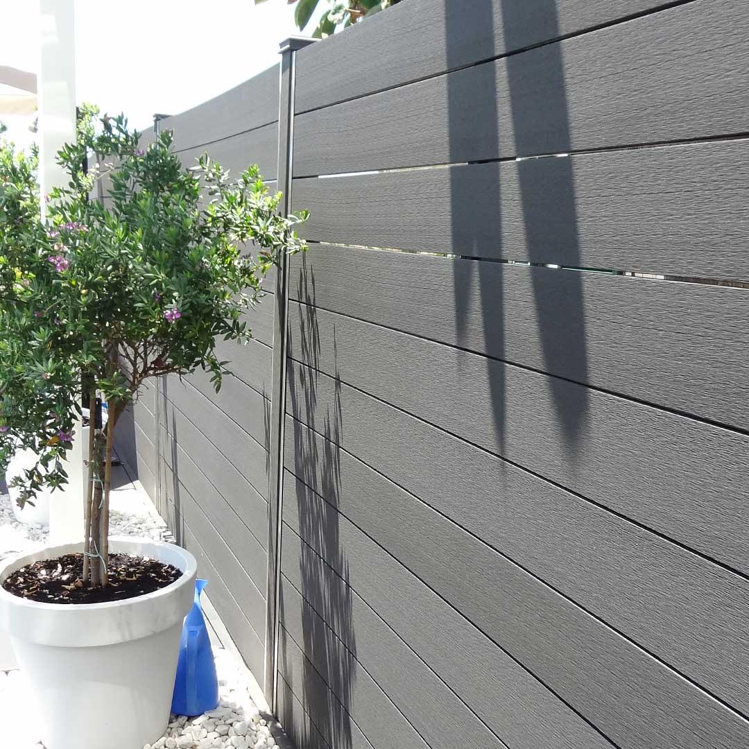 Madera composite para tarimas baldosas y revestimientos - Baldosas de madera para jardin ...