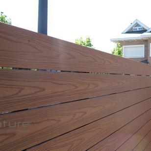 Valla madera tecnologica exterior neocros teka