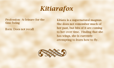 Kitiara Fox