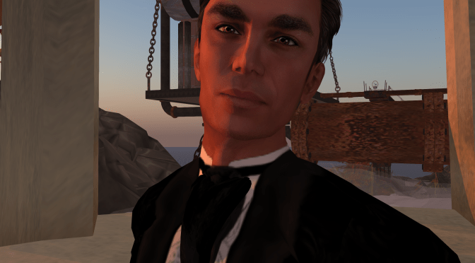 Tales from NeoVictoria: Greetings, Lord Marshall