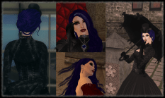 Lady Amelia Blackrose