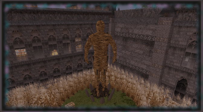 Invitation to the Bewitched Carnival: The WickerMan