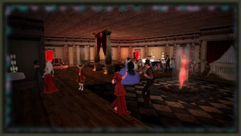Clockwerk Ball at the Tavern