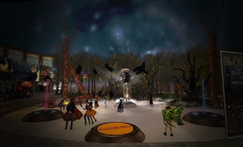 Radio Riel and the NeoVictoria Project present a 2018 Halloween Event!