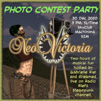 Photo Contest 2020 Party Phote
