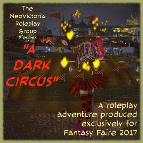 A Dark Circus Poster