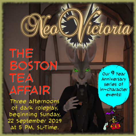 The Boston Tea Affair