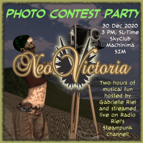 2020 Photo Contest Party