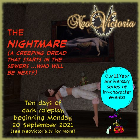 Poster for The Nightmare