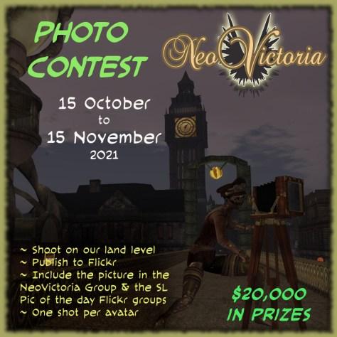 2021 Photo Contest Poster