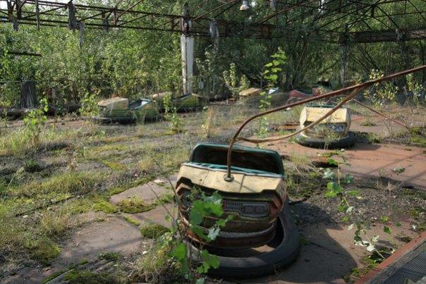 Chernobyl  Neovitruvians Blog