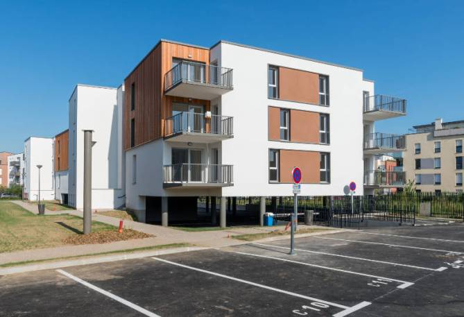 Résidence Helios Loos Appartements