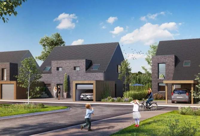 Programme immobilier Neoximo Nemeto à Arras