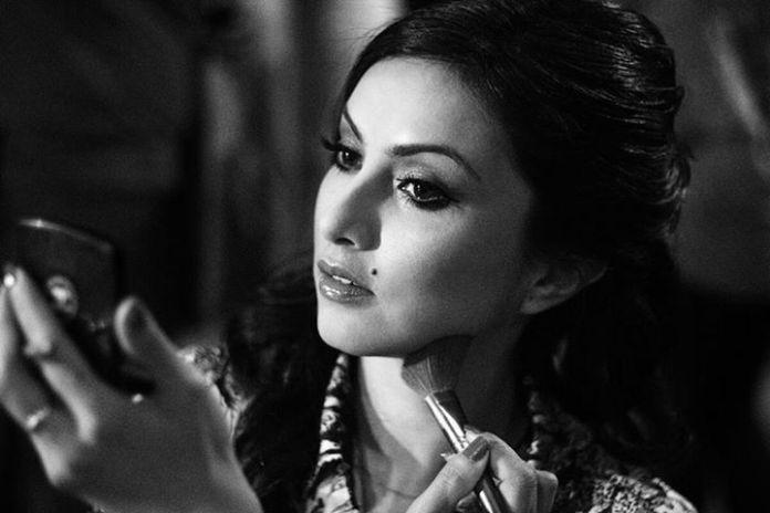 Actress Nisha Adhikari