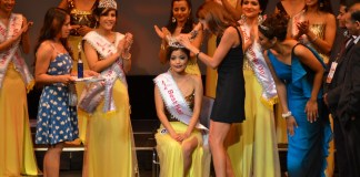 Bartika Rai Crowned Miss Nepal 2013